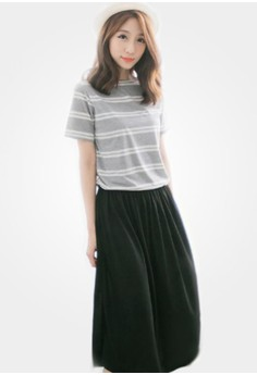 Ready For Stripes Summer Dress