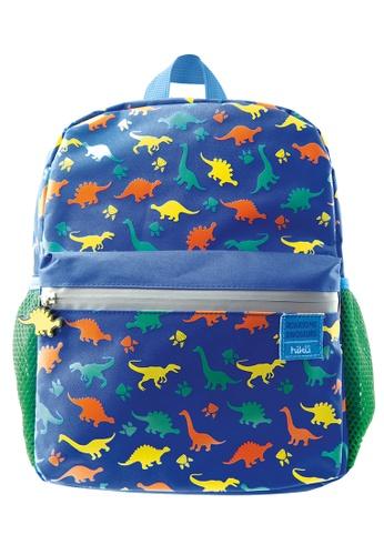 Hiku navy Hiku Dinosaur Kids Backpack (12-inch) FDF62KCF2A3085GS_1