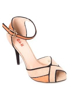 Pandora Heeled Sandals