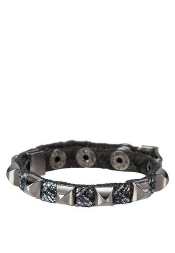 方釘esprit門市帆布手環, 飾品配件, 手環