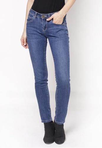 nicole blue Basic Skinny Jeans 60649AAE54D70CGS_1