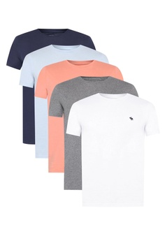 51f163db Buy Abercrombie & Fitch T-Shirts For Men Online on ZALORA Singapore