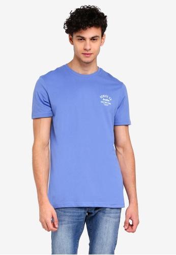 Cotton On 藍色 TBar Tee C6F56AAEBE37A2GS_1