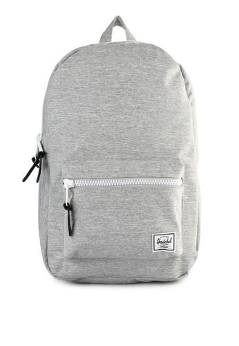 Herschel grey Settlement Mid-Volume Backpack 08DA7ACAADFEDAGS_1