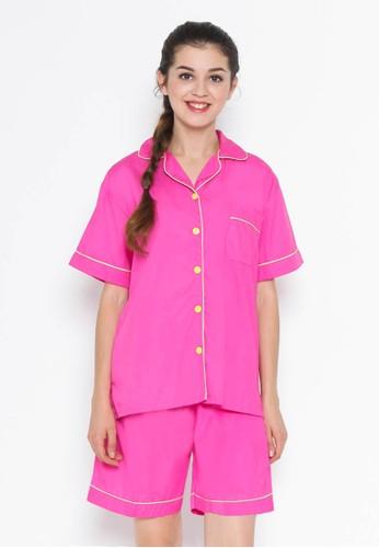 Pajamalovers Kattie Pink