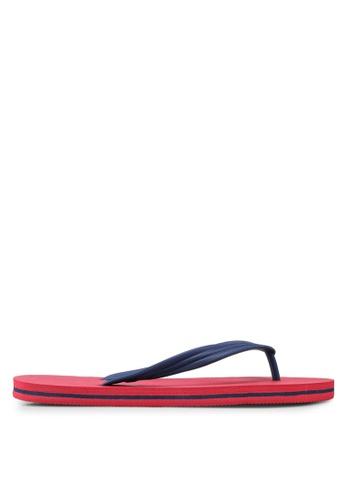 OVS red Beach Sandals A3C45SHDCA1A0BGS_1