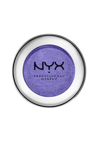 NYX Professional Makeup blue NYX Professional Makeup Prismatic Eyeshadow - DARK SWAN C32D4BEF54F6FEGS_1
