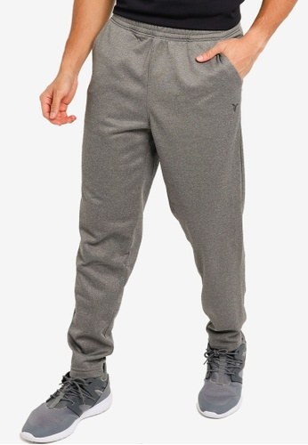 Old Navy grey Soft-Brushed Go-Dry Tapered Performance Sweatpants DCA6DAAC699702GS_1