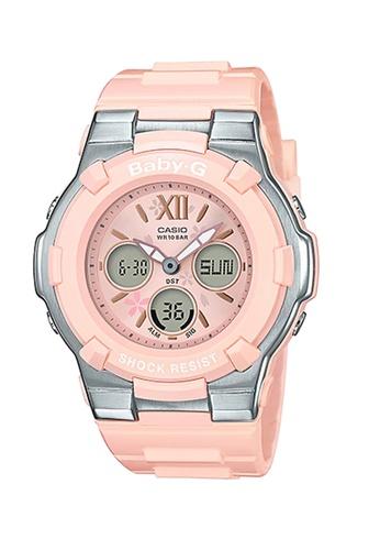 Casio pink CASIO BABY-G WATCH BGA-110BL-4BDR 9E600AC3DE717AGS_1
