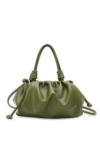 PLAYBOY BUNNY green Top Handle Sling Bag 8B2EBAC9646296GS_1