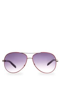 Allexis Unisex Aviator Sunglasses