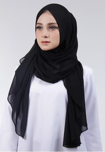 Cantik Kerudung black Adela Instant 4BC00AACC1DD21GS_1