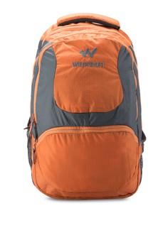 Zikhar Orange Backpack