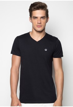 Slim Fit Basic Tee