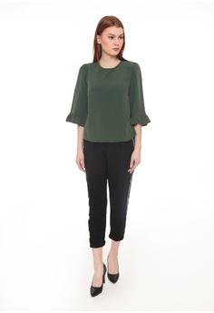 aaaa499491dd7 The Executive Basic Long Sleeve Blouse RM 59.00. Sizes S M L