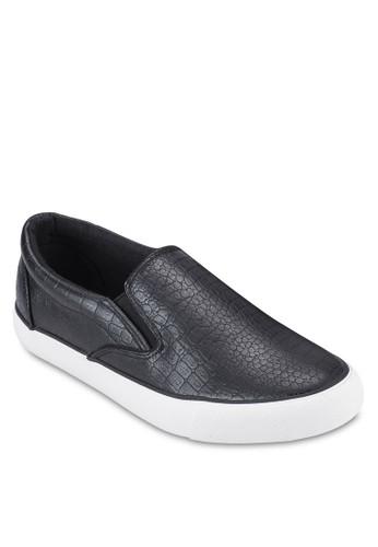 鱷魚紋懶人鞋, 女鞋,京站 esprit 鞋