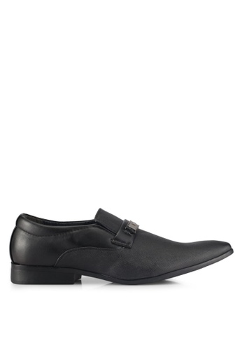 Albertini black Slip On Dress Shoes 24AC4SHDF2FC05GS_1