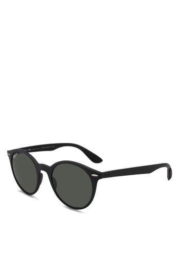 Ray-Ban 黑色 RB4296 Sunglasses 36244GLE84A3F7GS_1