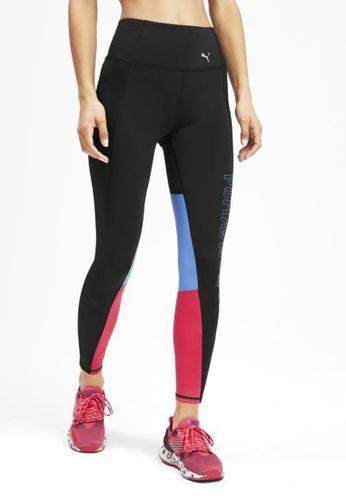 puma black Feel It 7/8 Women's Training Leggings 84AAEAABAED0E3GS_1