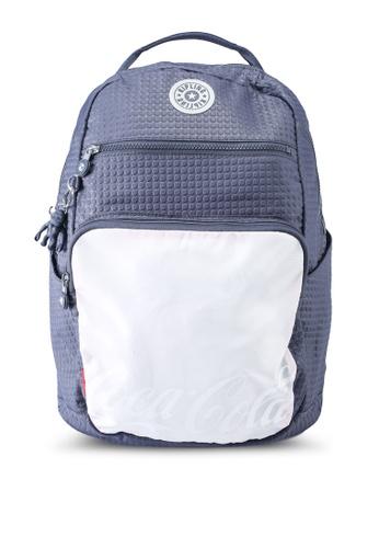Kipling grey Troy Backpack 06EA7ACDA9E93AGS_1