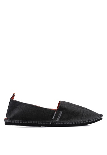 Superdry black Superdry Hyper Espadrilles A9AA9SH1016F3CGS_1