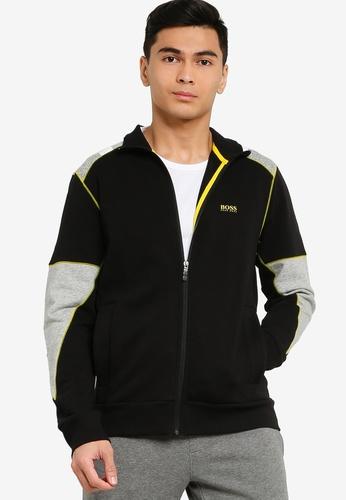 BOSS black Skaz Full Zip Jacket 9ACC1AA627FC9CGS_1