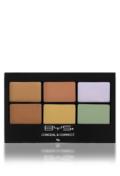 Conceal & Correct Palette
