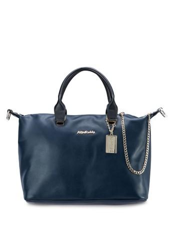 拼色購物手提包, 包,esprit bag 飾品配件