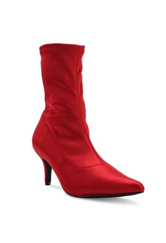 7e71f02baca Shop NA-KD Heeled Boots for Women Online on ZALORA Philippines