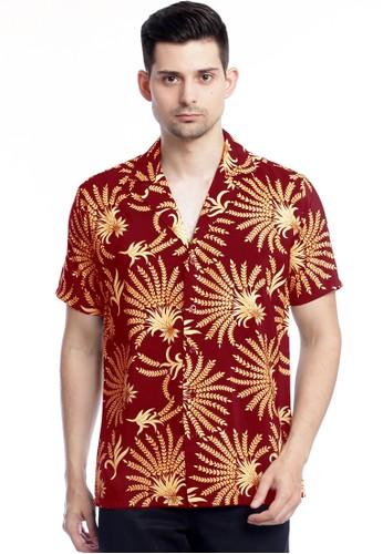 Flike Batik multi Hawaiian Motif Padhi Bara 957A9AA24F5BC4GS_1