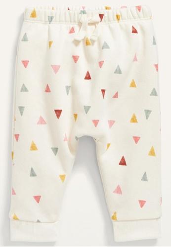Old Navy multi Baby U-Shaped Printed Fleece Pants 24D93KA94FE007GS_1