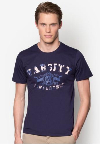 中西部球隊Tesprit 品牌EE II, 服飾, 印圖T恤