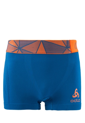 Odlo orange Ceramicool Seamless Boxer OD608AA0S11AMY_1