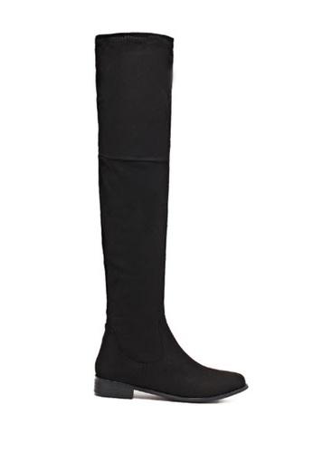 Twenty Eight Shoes black Long Boots S 163-6 TW446SH73MLMHK_1