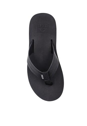 Reef black REEF VOYAGE BLACK 28070SHF6E4585GS_1