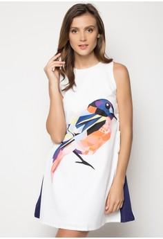 Curtt S/L Dress