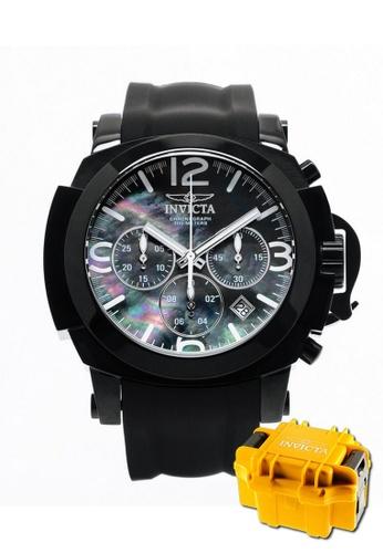 INVICTA black Invicta I-Force Men Chronograph 48mm Quartz Military Field Watch 22279 w/ Impact Case D8FFCACE375B49GS_1