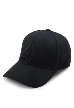 8da84c9151f Reebok black Training Active Enhanced Baseball Cap F0926ACE2C3705GS 1