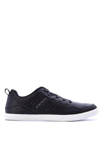 Fila black Frank Sneakers E23BDSHDC7BC24GS_1