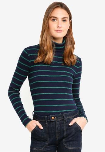 ESPRIT green Long Sleeve Sweater 202A1AAB22887BGS_1