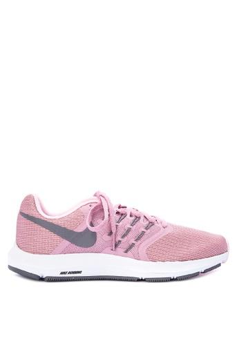 Nike pink Women's Nike Run Swift Running Shoes NI126SH0KPVPPH_1