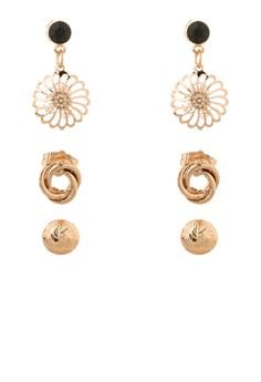 27207 Set of Earrings