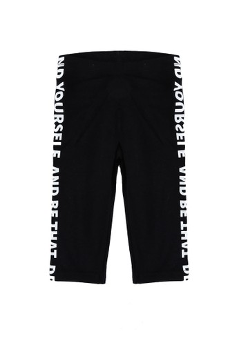 FOX Kids & Baby black Kids Girls Jersey Leggings 47FCCKA48AEC3EGS_1