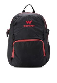 Pradis Black Backpack