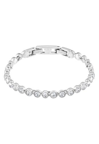 Swarovski silver Tennis Bracelet DA7B1AC359D01CGS_1