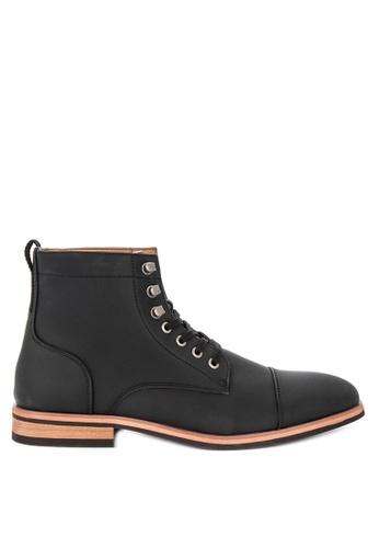 Call It Spring black Malsburg Boots 673F7SH9F6AA6CGS_1