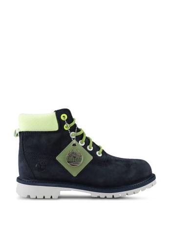 "Timberland black PREMIUM 6"" Waterproof Boots A9503KSC68862DGS_1"