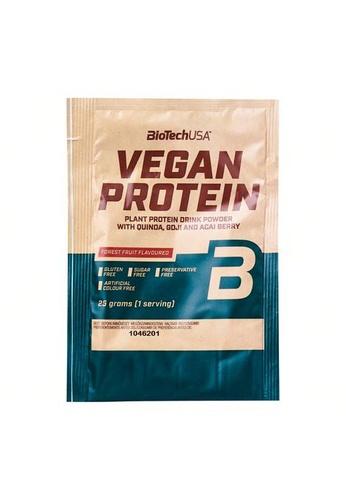 BioTechUSA [Bundle of 3] Vegan Protein Sachet - Forest Fruit B26E2ES8EF0B70GS_1