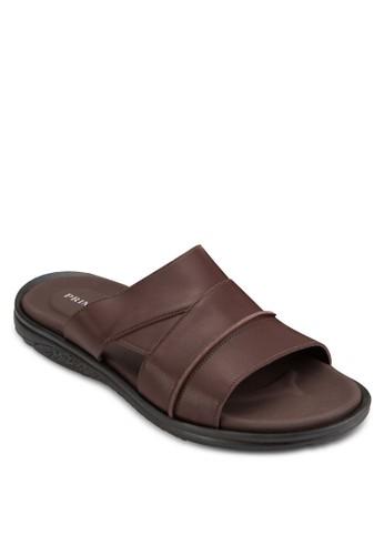 Trevor. esprit tstS 露趾寬帶拖鞋涼鞋, 鞋, 鞋