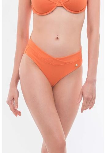 Sunseeker orange Rustic Sweetheart Full Classic Pants 2EF17USBC0098BGS_1